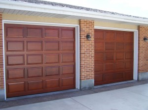Salt lake city residential garage doors and authentic real wood garage doors