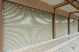 warehouse doors
