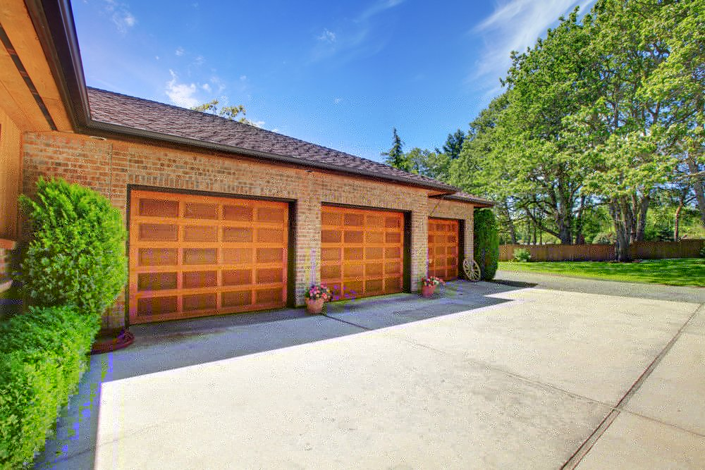 garage door care temperature ranges