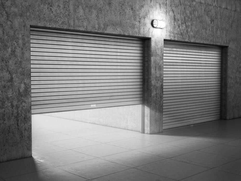 roll-up garage doors benefits
