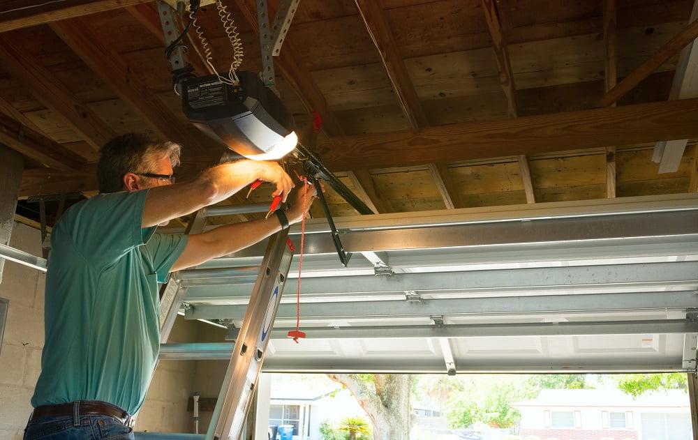 avoiding garage door repair scams