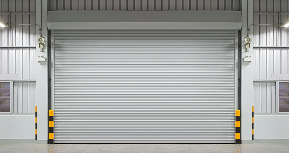commercial garage door upkeep frequency