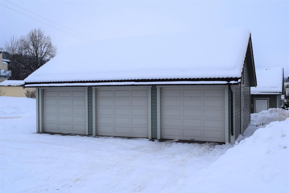 winter garage door concerns