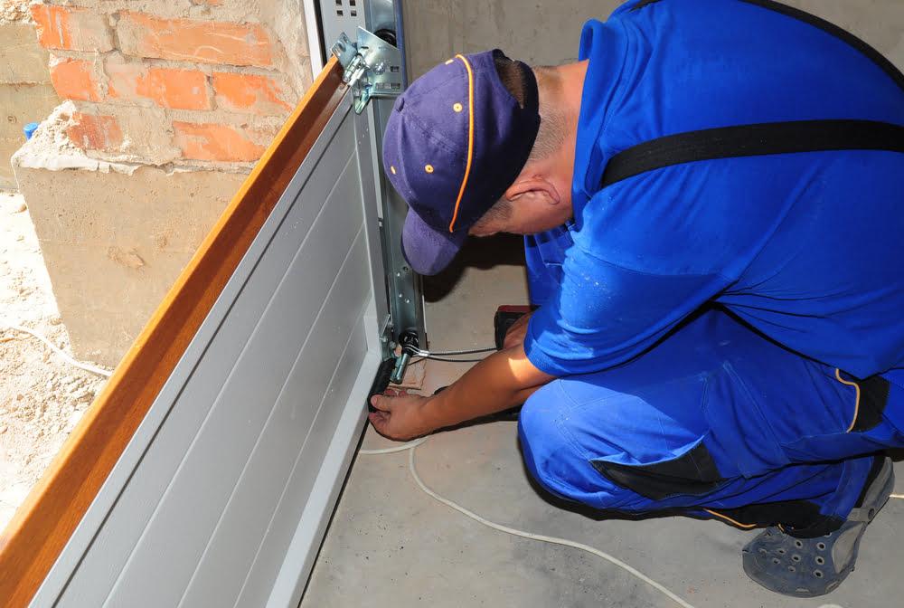 garage door insulation savings protection